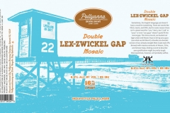 Pollyanna Brewing Company - Double Lex-zwickel Gap Mosaic