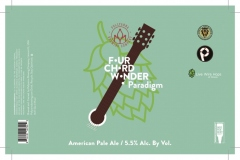Pollyanna Brewing Company - Four Chord Wonder - Paradigm
