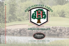 Pollyanna Brewing Company - Rich Harvest Farms