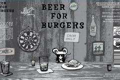 Off Color Brewing - Beer For Burgers