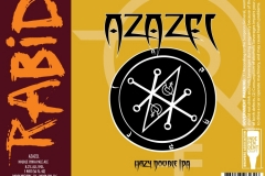 Rabid Brewing - Azazel