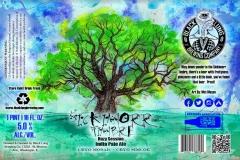 Black Lung Brewing Company - Sickimorr Timbre Hazy Session Pale Ale