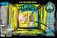 Black Lung Brewing Company - Unintended Movement Hazy India Pale Ale