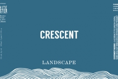 White Rooster Farmhouse Brewery - Crescent Landscape