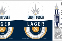Shortfuse Brewing Company - Lager