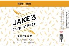 Motor Row Brewing - Jake's