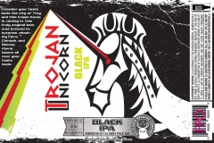 Holzlager Brewing - Trojan Unicorn Black Ipa