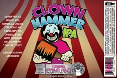Holzlager Brewing - Clownhammer Ipa