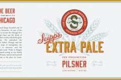 Metropolitan Brewing - Seipp's Extra Pale