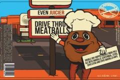 Pipeworks Brewing Co - Even Juicier Drive Thru Meatballs