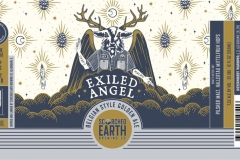 Scorched Earth Brewing Co. - Exiled Angel Belgian Style Golden Ale