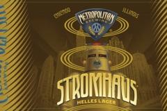 Metropolitan Brewing - Stromhaus Helles Lager