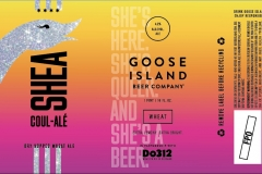 Goose Island Beer Company - Shea Coul-alÉ