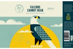 Roaring Table Brewing - Falcons Cannot Hear