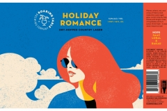 Roaring Table Brewing - Holiday Romance