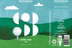 Sketchbook Brewing Company - Level Par Lager