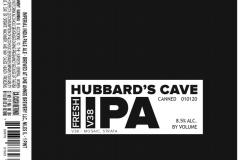 Hubbard's Cave - Fresh Iipa V38