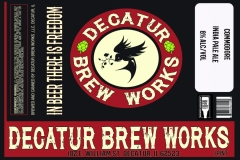 Decatur Brew Works - Commodore