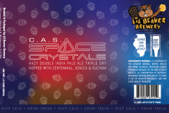Lil Beaver Brewery - Cas Space Crystals