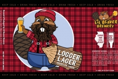 Lil Beaver Brewery - Logger Lager