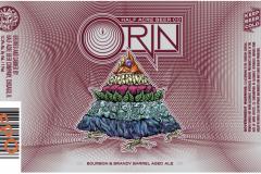 Half Acre Beer Company - Orin