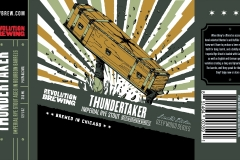 Revolution Brewing - Thundertaker