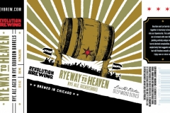 Revolution Brewing - Ryeway To Heaven