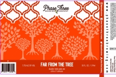Phase Three Brewing Company - Far From The Tree