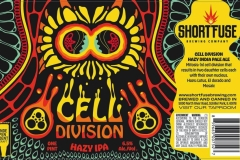 Short Fuse Brewing - Cell Division Hazy Ipa