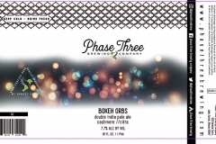 Phase Three Brewing Company - Bokeh Orbs