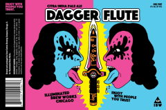 Illuminated Brew Works - Dagger Flute