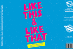 Mikerphone Brewing - Like This & Like That