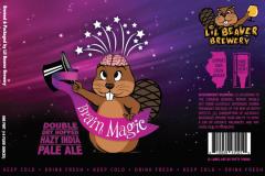 Lil Beaver Brewery - Brain Magic