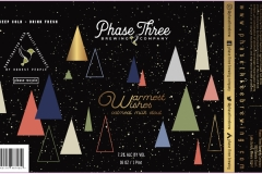 Phase Three Brewing Company - Warmest Wishes
