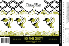 Phase Three Brewing Company - Ddh Pixel Density