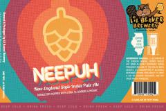 Lil Beaver Brewery - Neepuh