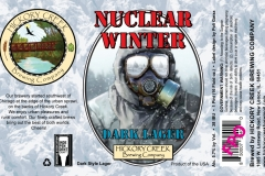 Hickory Creek Brewing Company - Nuclear Winter