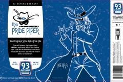93 Octane Brewery - Pride Piper