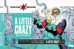 Revolution Brewing - A Little Crazy