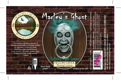 Hickory Creek Brewing Company - Marley's Ghost