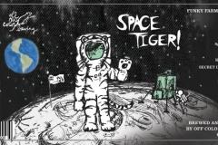 Off Color Brewing - Space Tiger