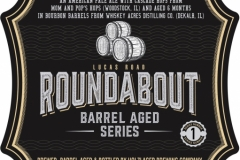 Holzlager Brewing Company - Lucas Road Roundabout Barrel Aged Series