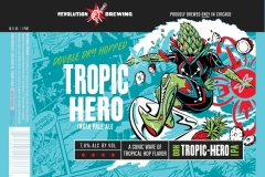 Revolution Brewing - Double Dry Hopped Tropic-hero