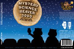 Lil Beaver Brewery - Mystery Science Beaver 3000