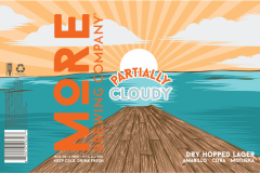More Brewing Company - Partially Cloudy