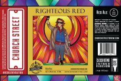 Church Street - Righteous Red