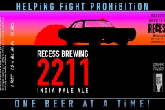 Recess Brewing - 2211
