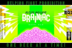 Recess Brewing - Brainiac