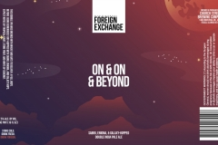 Foreign Exchange - On & On & Beyond