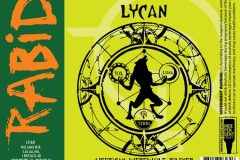 Rabid Brewing - Lycan
